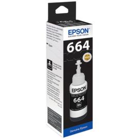 EPSON Ecotank T6641 Black origineel