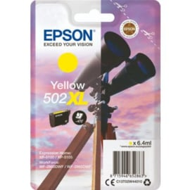 EPSON 502XL Yellow origineel