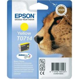EPSON T0714 Yellow origineel