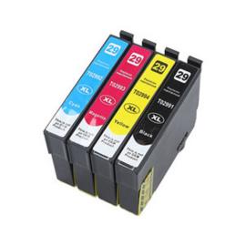 EPSON 29XL Black/Cyan/Magenta/Yellow Multipack huismerk