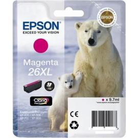EPSON 26XL Magenta origineel