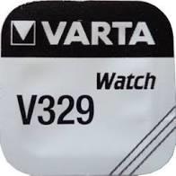 Batterij knoopcel V329
