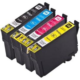 EPSON 16XL Black/Cyan/Magenta/Yellow Multipack huismerk