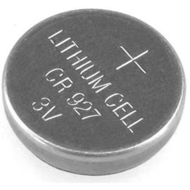 Batterij knoopcel CR927