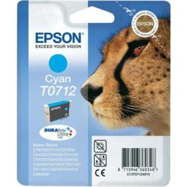 EPSON T0712 Cyan origineel