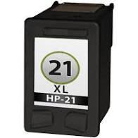 HP 21XL zwart huismerk