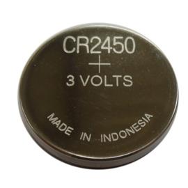 Batterij knoopcel CR2450