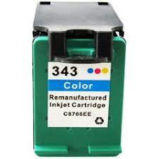 HP 343 kleur huismerk