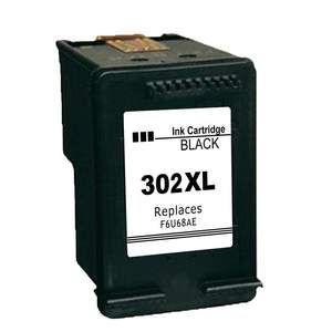 HP 302XL Zwart huismerk
