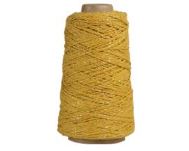 Cotton koord | Okergeel/goud