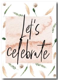 Kaart | Let's celebrate