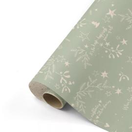 Mistletoe Kisses | grasspaper/salie