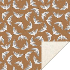 Birds | cognac