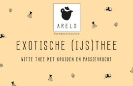 Exotische (ijs)thee