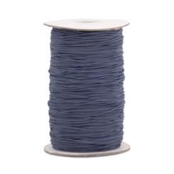 Elastische koord | Stone blue