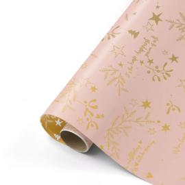 Mistletoe Kisses | roze/goud