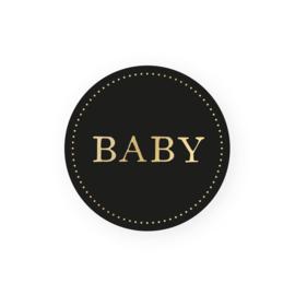 Sticker   Baby   5 stuks