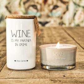 Sojakaars | Wine | Amber's secret