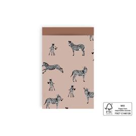 Zebra | M -5 stuks