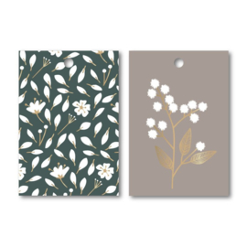 Duo flower | 2 stuks