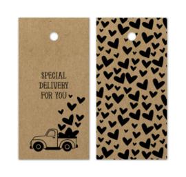 Special delivery | 5 stuks