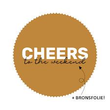 Cheers to the weekend   10 stuks