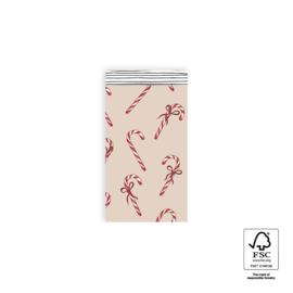 Kadozakje 'zuurstokken' - 7 x 13 cm