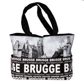 Tas 'Holly' Brugge - Zwart - Robin-Ruth