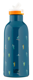Insulated Bottle + Sport Lid - 470 ml - Mama Wata