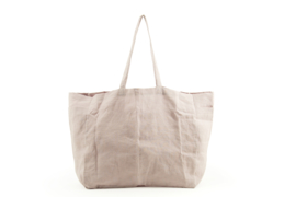 Kyodaina big shopper - Soft Pink - Monk & Anna
