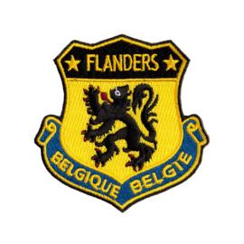 Badge Vlaanderen