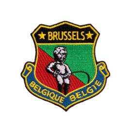 Badge Brussel Manneke Pis