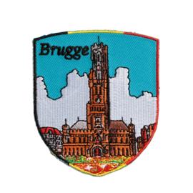 Badge Brugge Halletoren