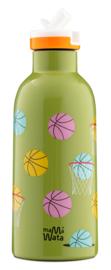 Insulated Bottle + Sport Lid - Basketball - Mama Wata