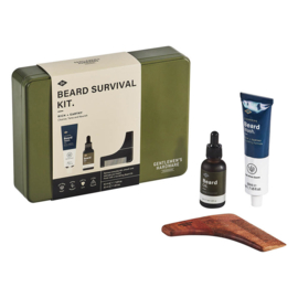 Beard Survival Kit - Gentlemen's Hardware