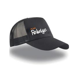 Cap - Je suis Rebelge - Orange