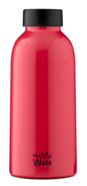 Insulated Bottle - Red - Mama Wata