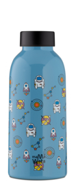 Insulated Bottle - Space - Mama Wata