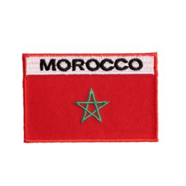 Badge Marokko / Morocco