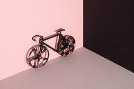 The Fixie Pizzasnijder - Wild Roses