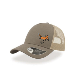 Cap - Foxy