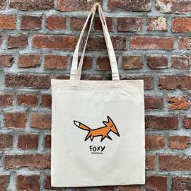 Tote Bag - Foxy