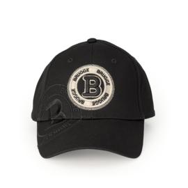 Cap Brugge Stamp - Black