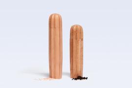 Cacti - Houten peper & zout molen - Naturel - DOIY