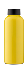 Single Wall Bottle - Geel - Mama Wata