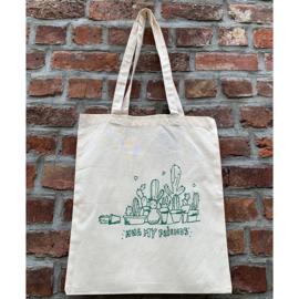 Tote Bag Cactus 'Hug my friends'