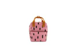 Rugzak - Sprinkles - Klein - Bubbly Pink - Sticky Lemon
