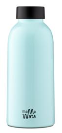 Insulated Bottle - Sky - Mama Wata