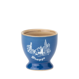 Egg cup Bruges - Blue - 3 designs