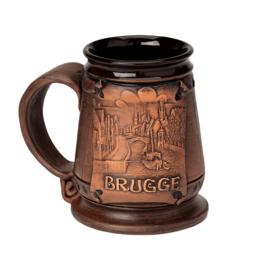 Handgemaakte Bierpint Brugge - 0,3l - 3 ontwerpen